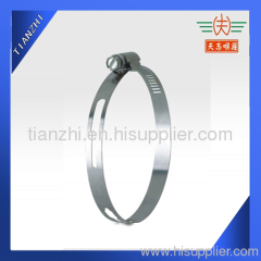 Worm Collar Hose Clamp