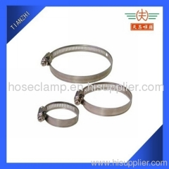 304 stainless steel clamp