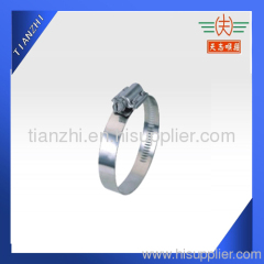 heavy duty worm gear hose clamp