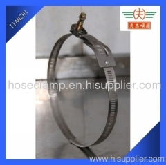 snap lock hose clamps