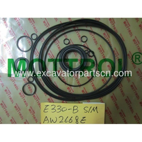 E330B Swing Motor Seal Kit