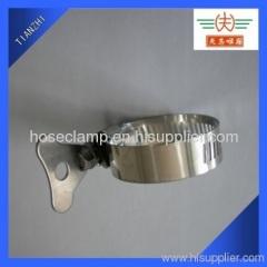 thumb screw hose clamp