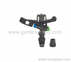Plastic farm impact sprinkler for agriculture irrigation