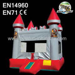 2014 Knights Inflatable Castle