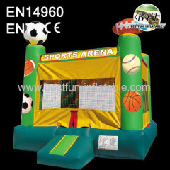 Sports Arena Inflatable Bouncer