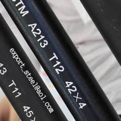 ASTM A213 T12 alloy tube