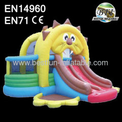 Commercial Lion Bouncer For Kids