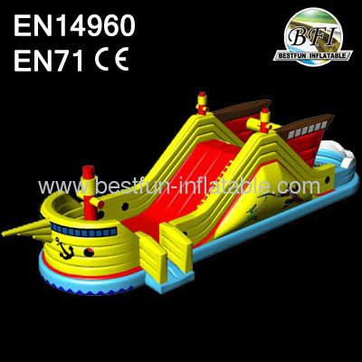 2014 New Inflatable Slide