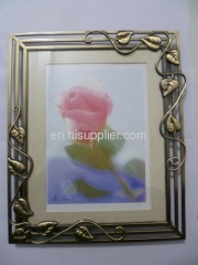 Metal Picture Photo Frame
