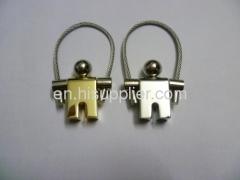 Soft Pvc Key Rings