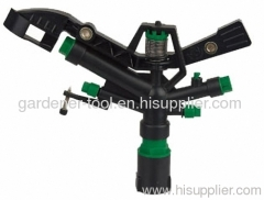 water farm spray sprinkler with big water flux for irrigation