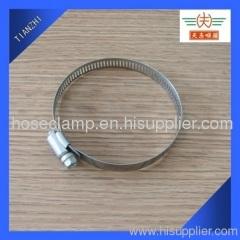 SS 304 Hose Clamp