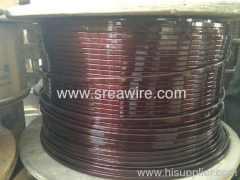 Enameled Rectangular Aluminium Wire