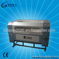 China paper cut machine CO2 laser cutter with CE&FDA
