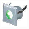 0.5W-1.5W LED Recessed Light IP65 with Square Shape Easy Installation