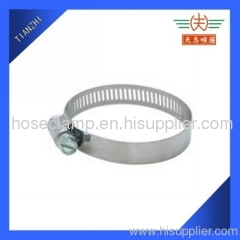 ss 304 all kinds of hose clamps