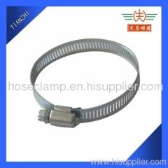 SS304 HOSE CLAMP