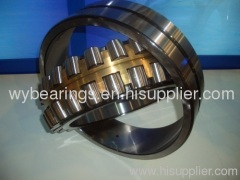 Spherical roller bearings with high load capacity