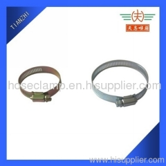 high quality and competitive price hose clamps
