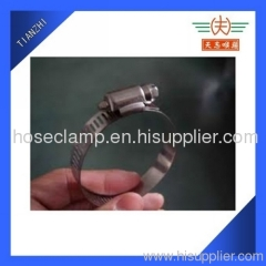 SS 304 Hose Clamps