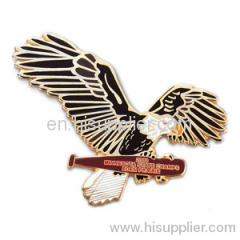 high quality cloisonne pin lapel pin