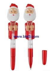 Promotional christmas boxing ballpoint pen