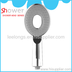 bath hand shower head abs plastic shower head china