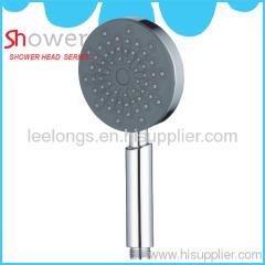 abs plastic shower head hand shower china