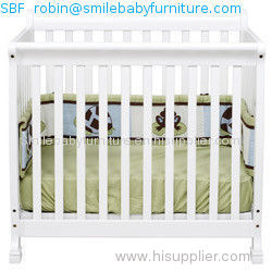 baby furniture Baby cribs cribs pine wood cribs mini cribs