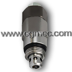Cat Excavator 320C Cartridge Type Hydraulic Pressure Control Valve