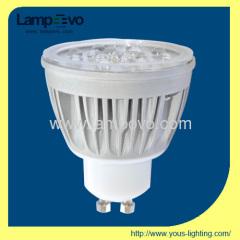 Indoor Led spotlight lamp 6W Aluminum