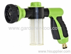 Car Wash Spray Gun with soap bottle