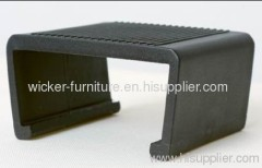 Card buckle for outdoor wicker sofa sets