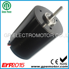Scottless Brushless DC Motor