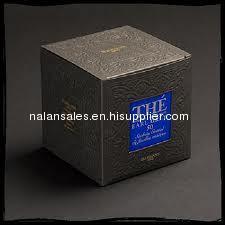 White Board Tea Bag Folded Box