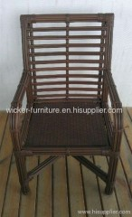 2013 new patio round wicker dining chairs