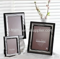 stainless steel sliver plated photo frame
