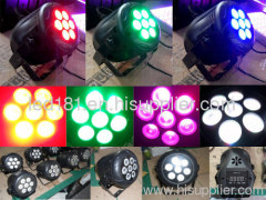 led stage light fixture tricolor stage light