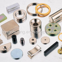 Neodymium Iron Boron Magnets