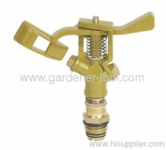 Yard Sprinkler head With Brass Nozzle