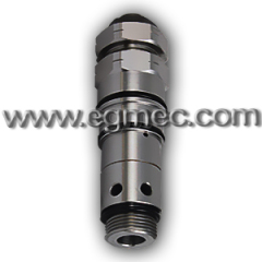 Cat Excavator 3304 Cartridge Type Adjustable Hydraulic Pressure Relief Valve