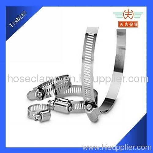 """5/16"""" Band hose clamps"""