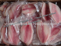 Tilapia Fillet Frozen Black Tilapia Fillet nile