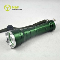 rechargeable high power cree xml t6 led flashlight