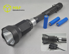 xm-l t6 cree police flashlight