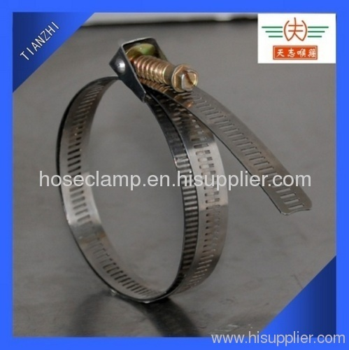 Quick Release Hose Clamps