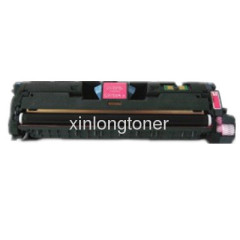 HP C9703A Original Color Toner Cartridge Compatibel Reiffili