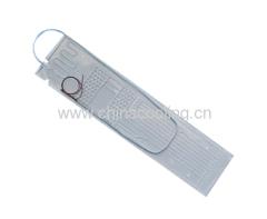 aluminum roll bond evaporator