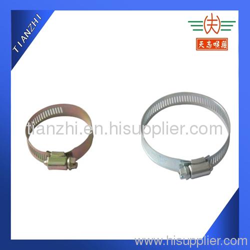 metal worm drive band clamp