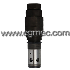 Daewoo Excavator DH220-5 Hydraulic Cartridge Type Rotary Relief Valve